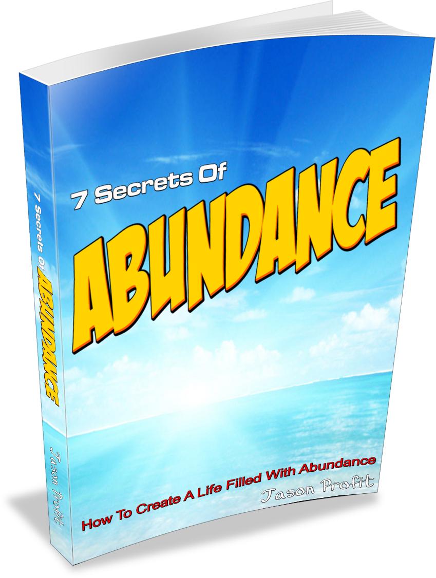 7 secrets of abundance ebook